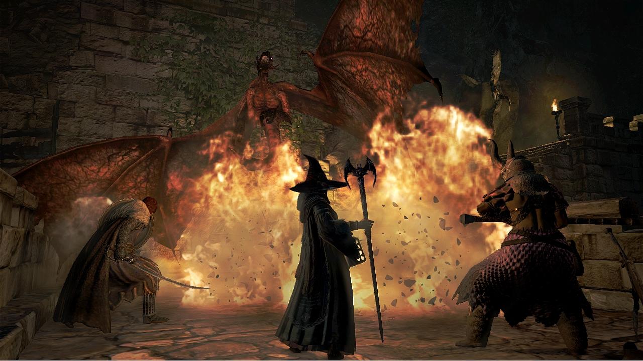Dragons Dogma Dark Arisen Is On The Way Irbgamer