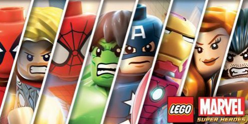 Lego Marvel Super Heroes: Simply Marvelous