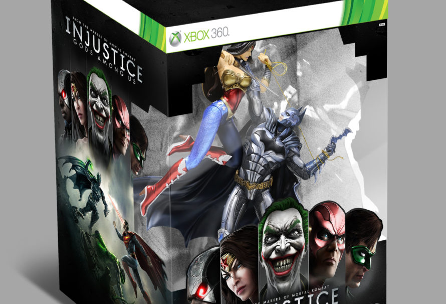 Injustice: Gods Among Us Release Date Announced