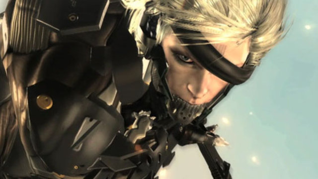 Metal Gear Rising Includes Gray Fox Cyborg Suit