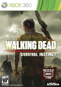 TWD Cover art