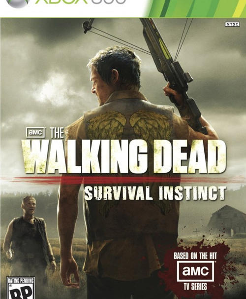 The Walking Dead: Survival Instinct Review: Keep Walking!