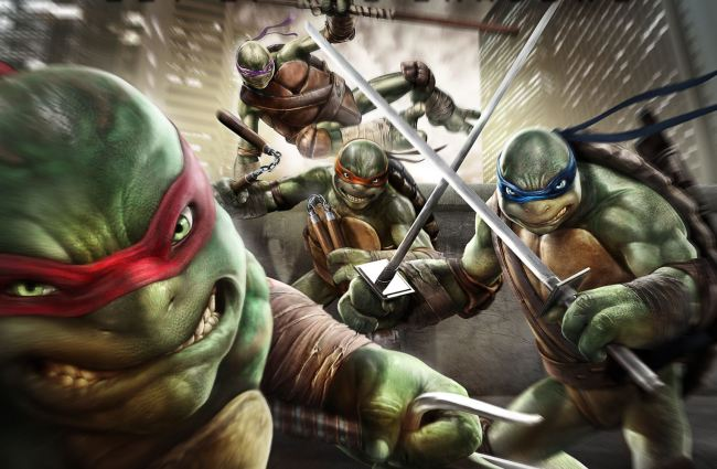 TMNT is Stepping Out of the Shadows This Summer