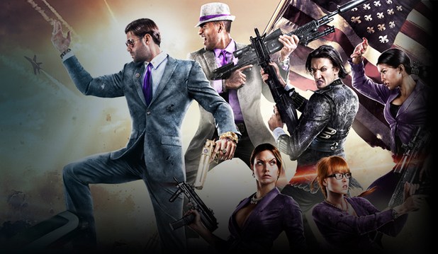 Saints Row IV: Get Stimulated!