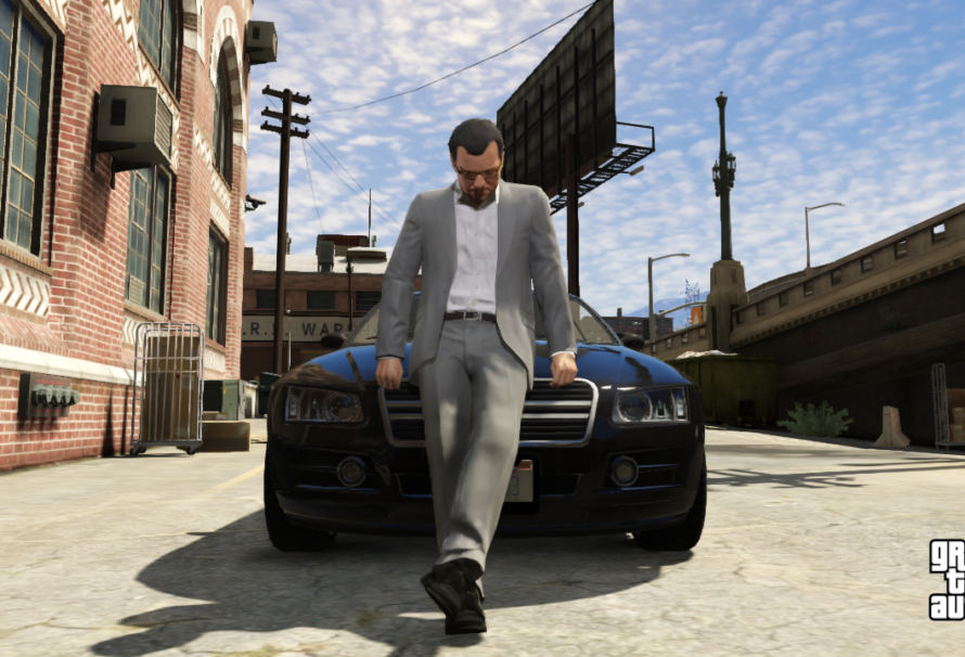 New GTA V Screens: Say Cheese!