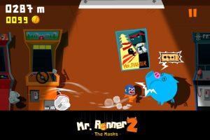 Mr runner 2