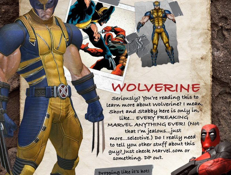 Wolverine to Make an Appearance in DEADPOOL!