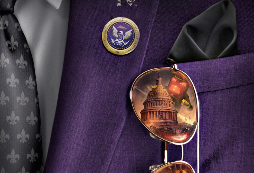 Saints Row IV Covert Art Revealed + 1st Video Series