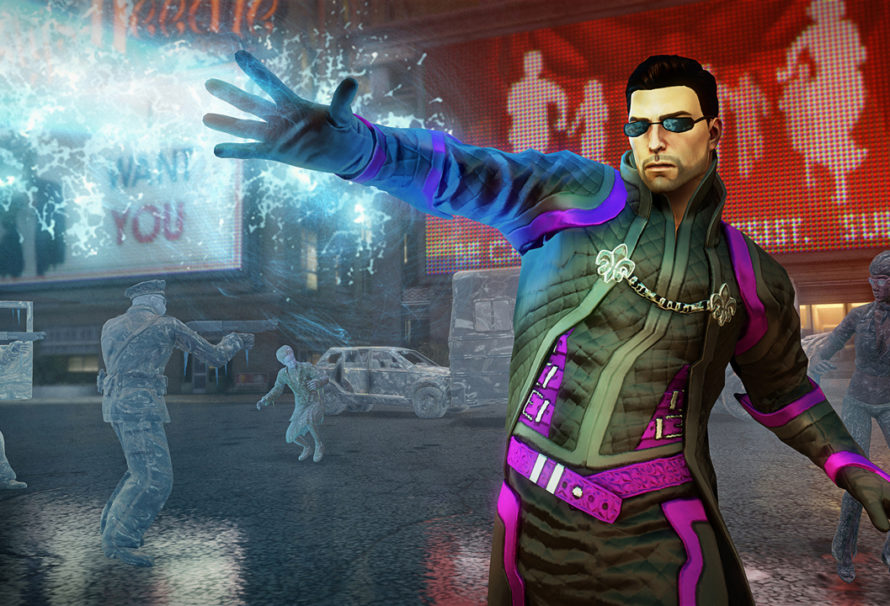 Saints Row IV: The Super Dangerous Wub Wub Edition Available for Preorder