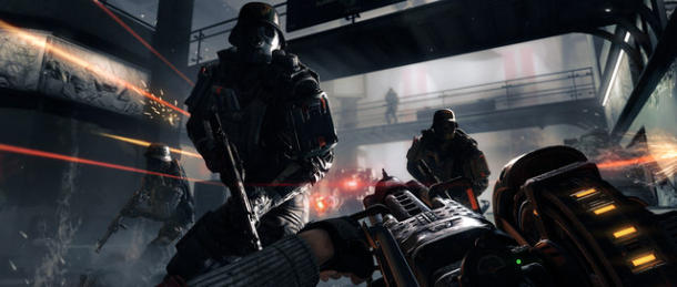 The New Order Begins: Wolfenstein Trailer