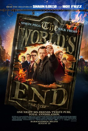 The World's End Get's New Trailer