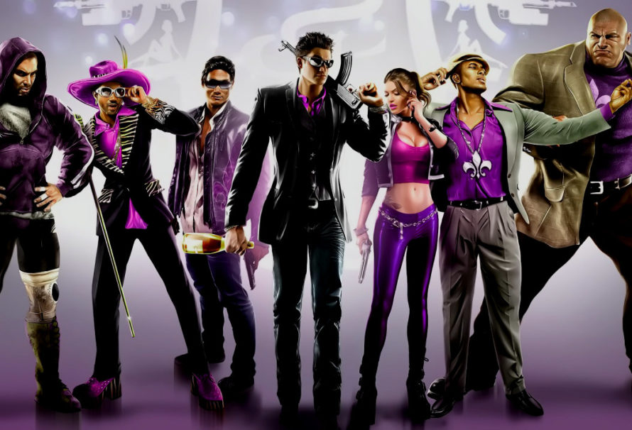 Saints Row IV: Gat Out of Hell Launch Trailer