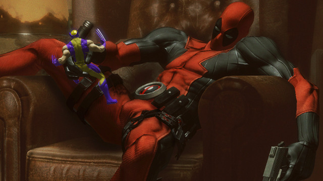 Deadpool Review - Sharp Tongue, Dull Blades - IRBGamer