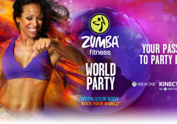 Zumba Fitness World Party Gets New Screens... XBOX ONE Screens