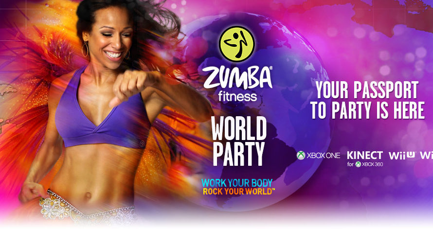 Zumba Fitness World Party Gets New Screens… XBOX ONE Screens
