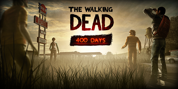 The Walking Dead: 400 Days Review