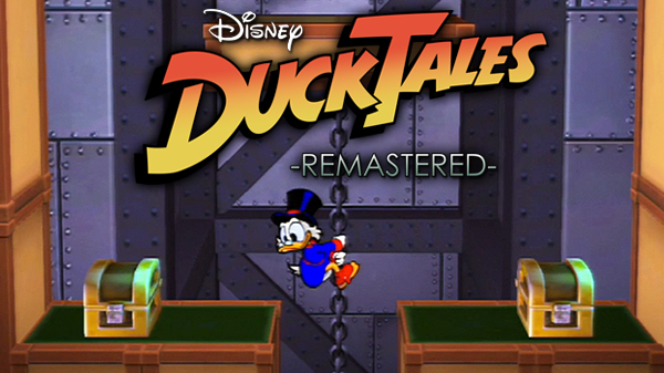 Scrooge McDuck is Back in DuckTales: Remastered
