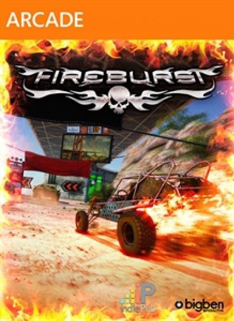 fireburst box art