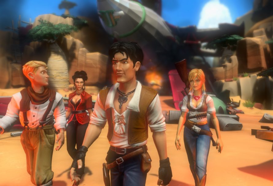 Jack Keane 2: The Fire Within Review An Excellent Ode to Classic PC Gaming