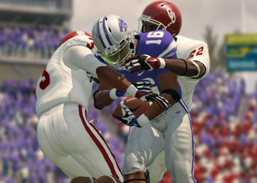 NCAA Football 14 Review: Here Comes The Boom
