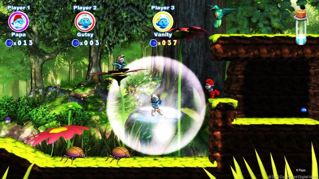 The Smurfs 2 Videogame Review: Smurferific – IRBGamer