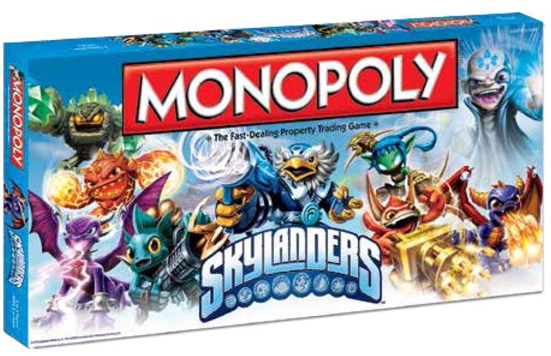 Claim a Monopoly on Skylanders