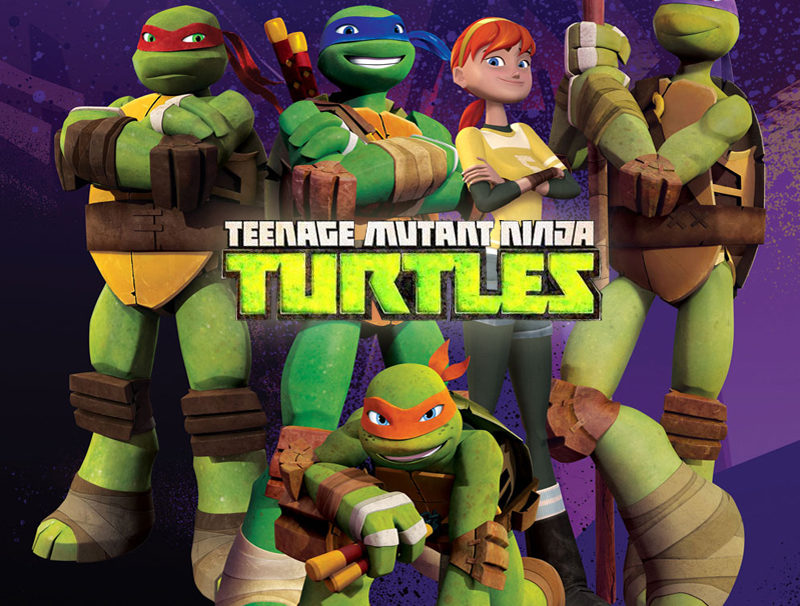 A New TMNT Game On The Way