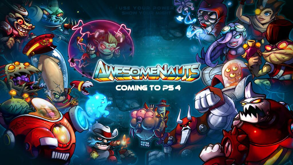 Awesomenauts-PS4-Teaser-Banner