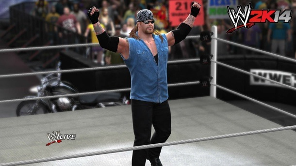 WWE 2K14 Could Reach Mountains Higher Than JBL