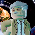 Stan Lee in LEGO Marvel Super Heroes