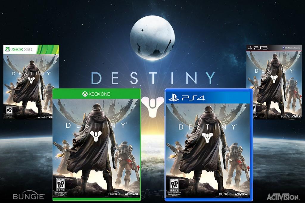 Destiny All Cover Art