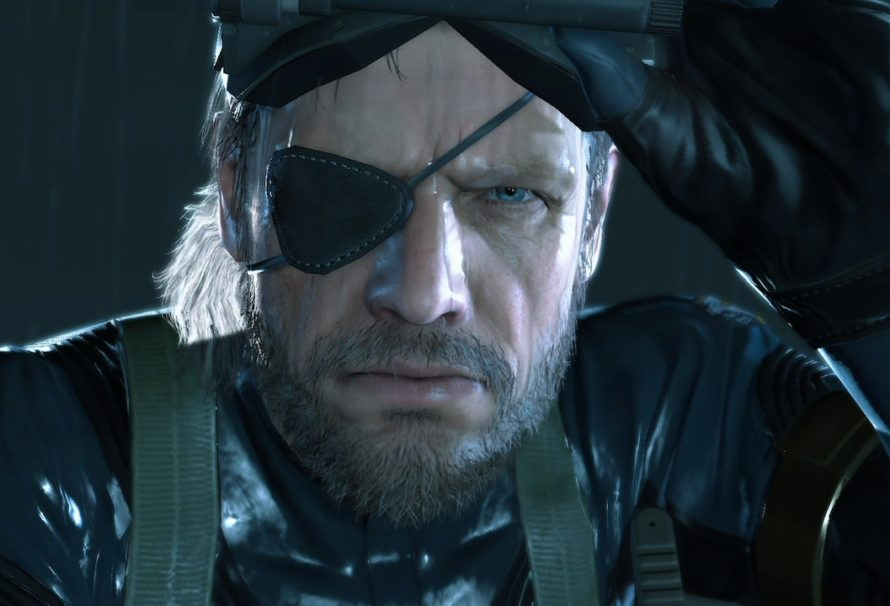 Konami Unveils the Metal Gear Solid V Experience