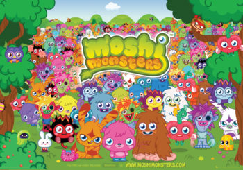Moshi Monsters Madness! + Moshi Monsters Giveaway!