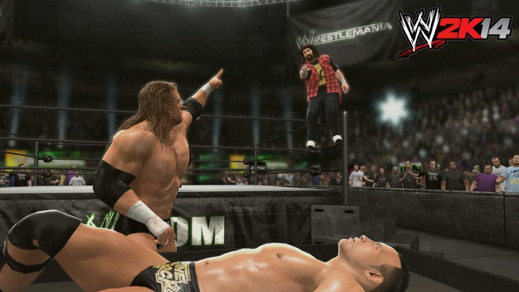 WWE 2K14 Review: YES! YES! YES! YES! - IRBGamer