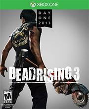 Dead Rising 3 Cover Art