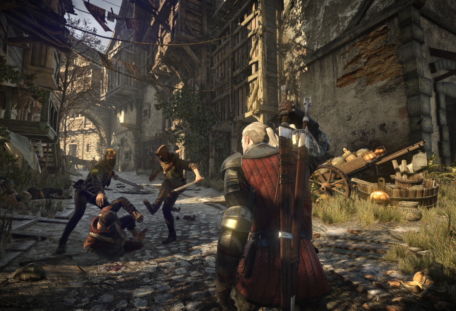 The Witcher 3: The Wild Hunt New Screenshots Available