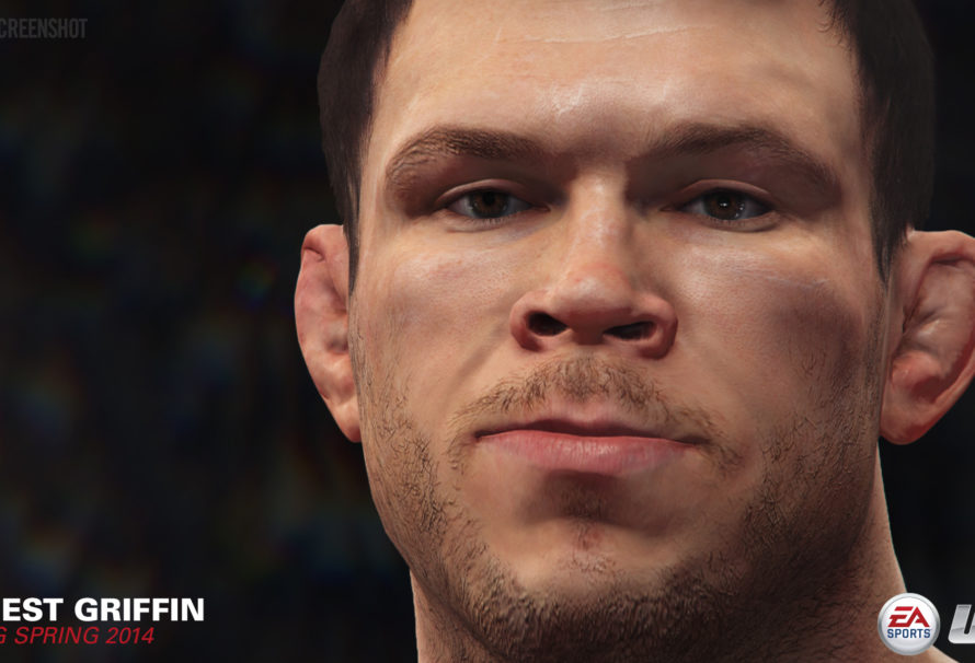 EA Sports UFC New Screens Available