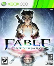 Fable Anniversary Cover Art