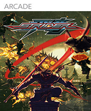 Strider Cover Art