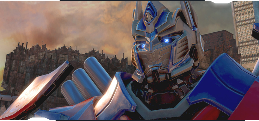 Hasbro Reveals Transformers: Rise of the Dark Spark