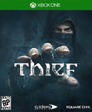 Thief Cover Art