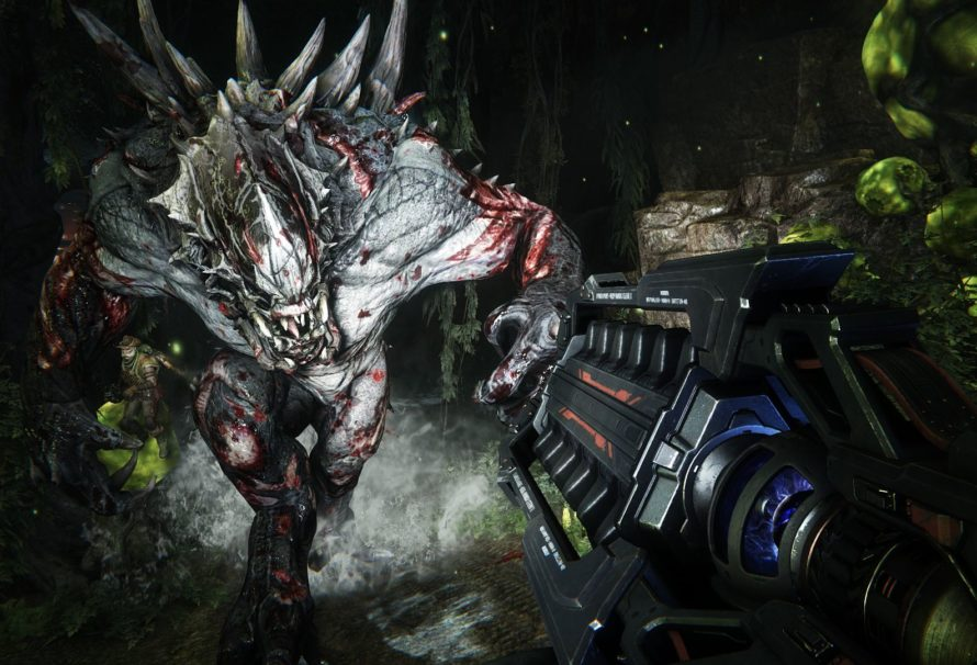 Evolve Releases New Gameplay Footage
