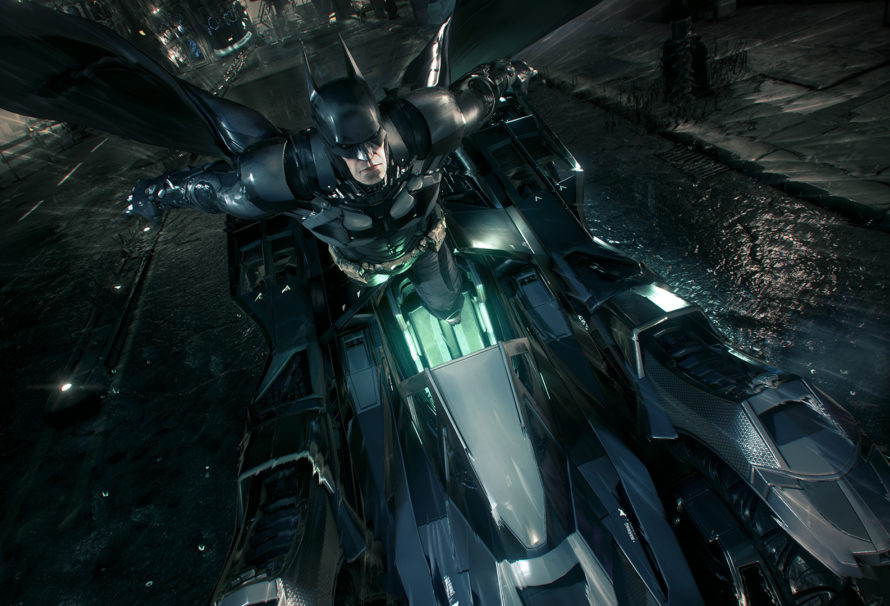 "Batman ""Evening The Odds"" In Latest Arkham Knight Trailer"
