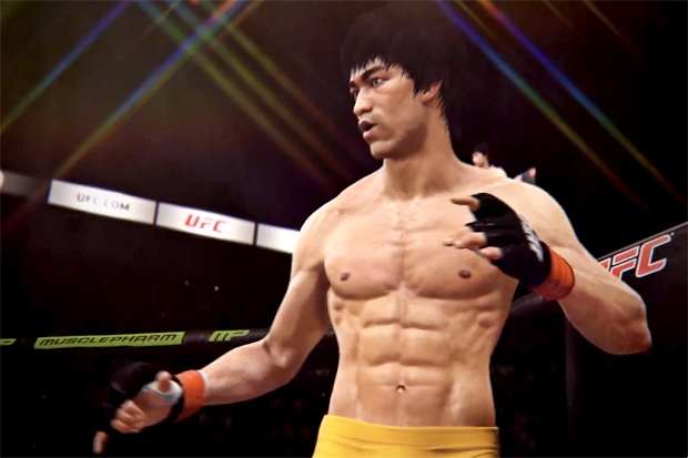 EA SPORTS UFC Details Career and Online Mode