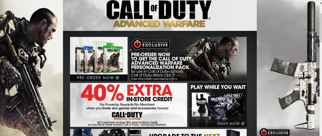 gamestop preorders