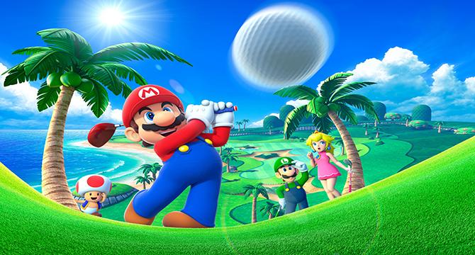 Mario Golf World Tour Review
