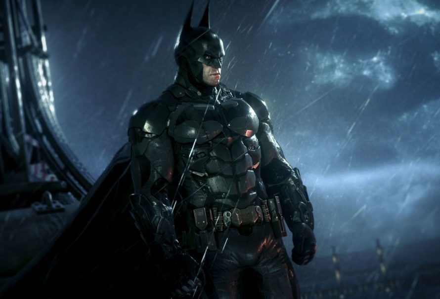 Batman: Arkham Knight Gameplay Footage