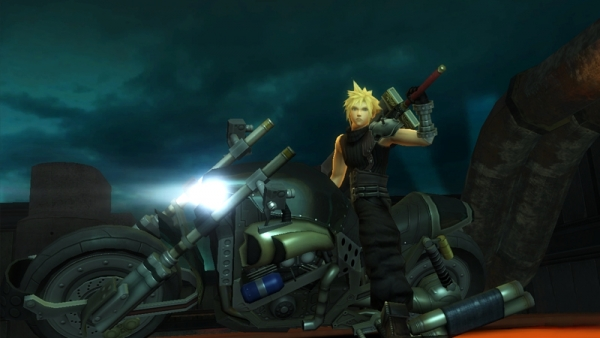 Final Fantasy VII G-Bike Announcement Trailer