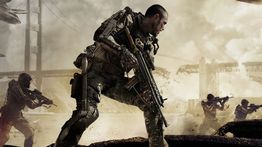 Technology Of The Future Today In Latest Call Of Duty: Advance Warfare Video