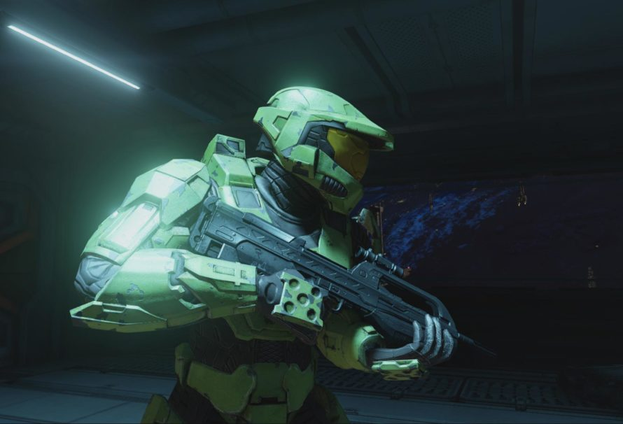 Halo: The Master Chief Collection Announced At Microsoft's E3 Press Conference